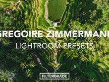 Gregoire Zimmermann Lightroom Presets