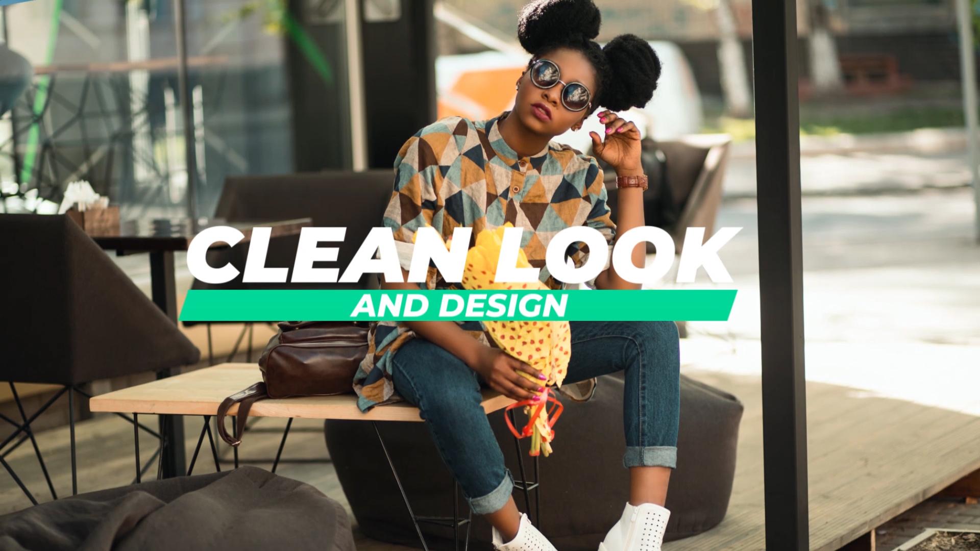 clean look premiere pro