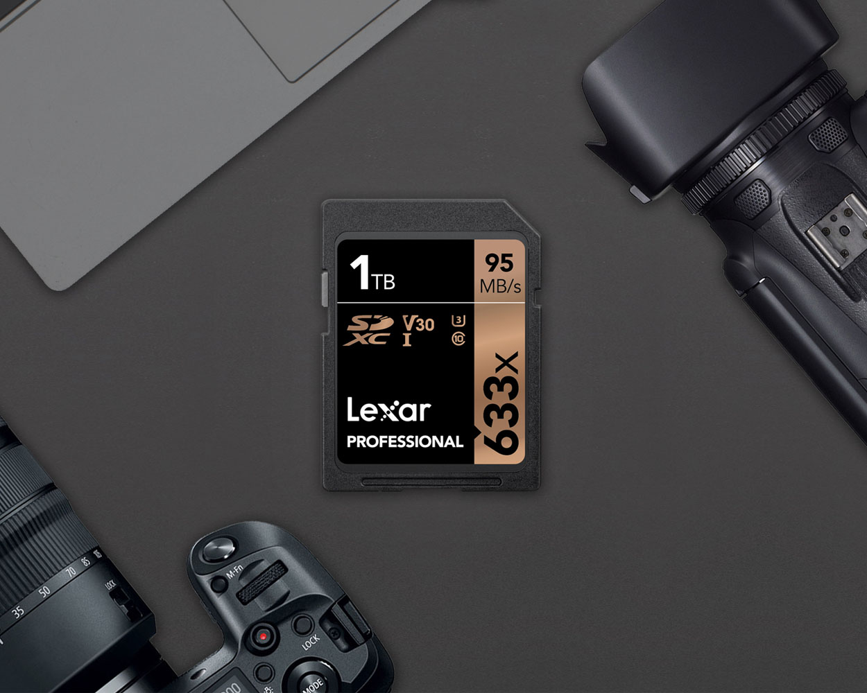 Lexar announces 1TB SD card for sale
