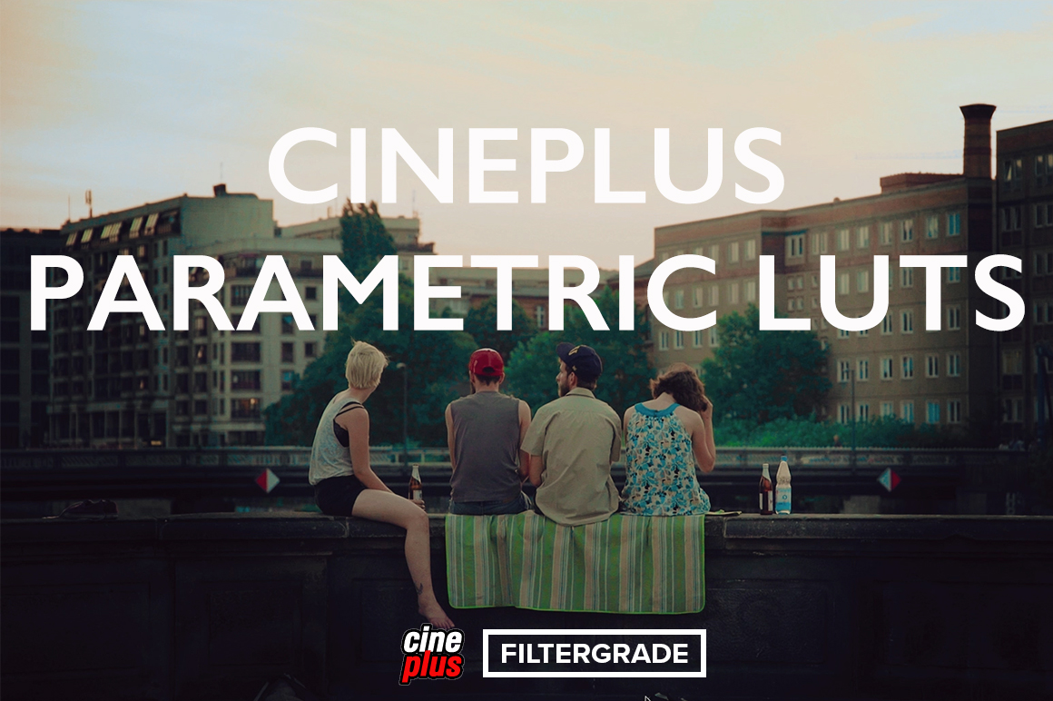 Cineplus Parametric LUTs