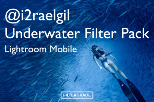 Israel Gil Underwater Filter Pack Mobile