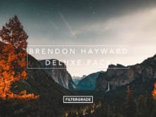 Brendon Hayward Presets & LUTs Bundle