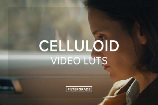 Celluloid-Video-LUTs-FilterGrade