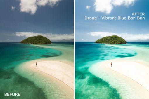drone mobile preset