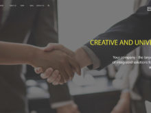 creative agency ae template