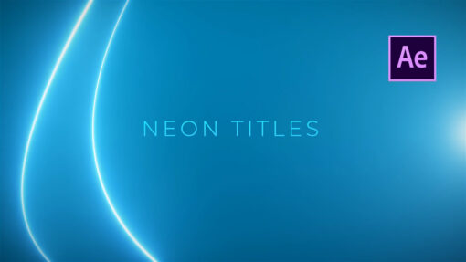 neon titles