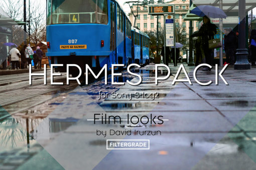 David-Irurzun-Hermes-Video-LUTs-FilterGrade