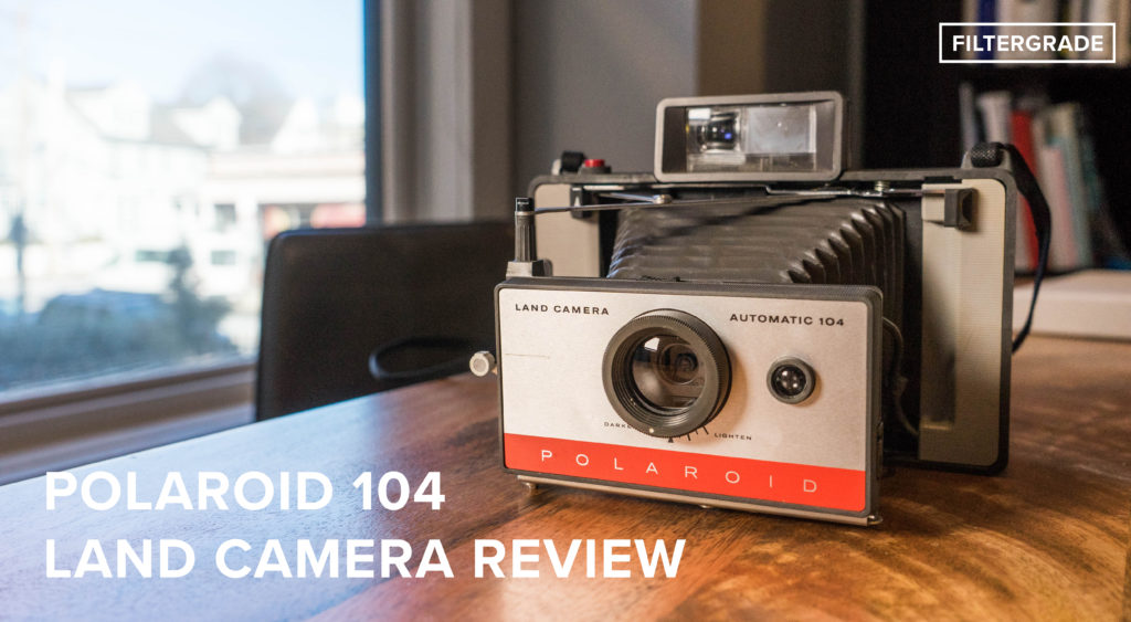 Cover - Polaroid-104-Land-Camera-Review-FilterGrade