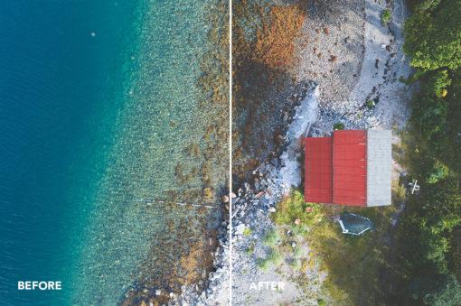 aerial drone presets by kevin krautgartner