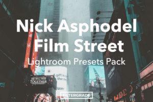 Nick Asphodel Film Street LR Presets Pack