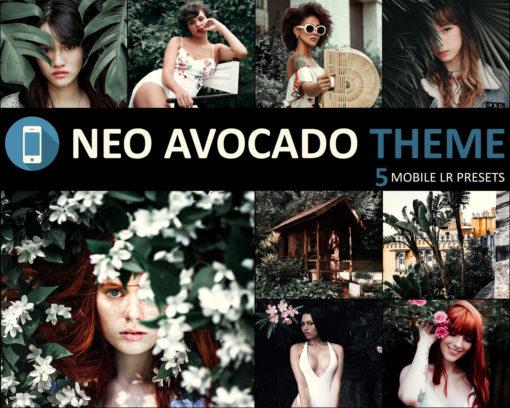 Neo Avocado Theme Mobile LR Presets