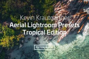 Kevin Krautgartner Aerial Lightroom Presets - Tropical Edition