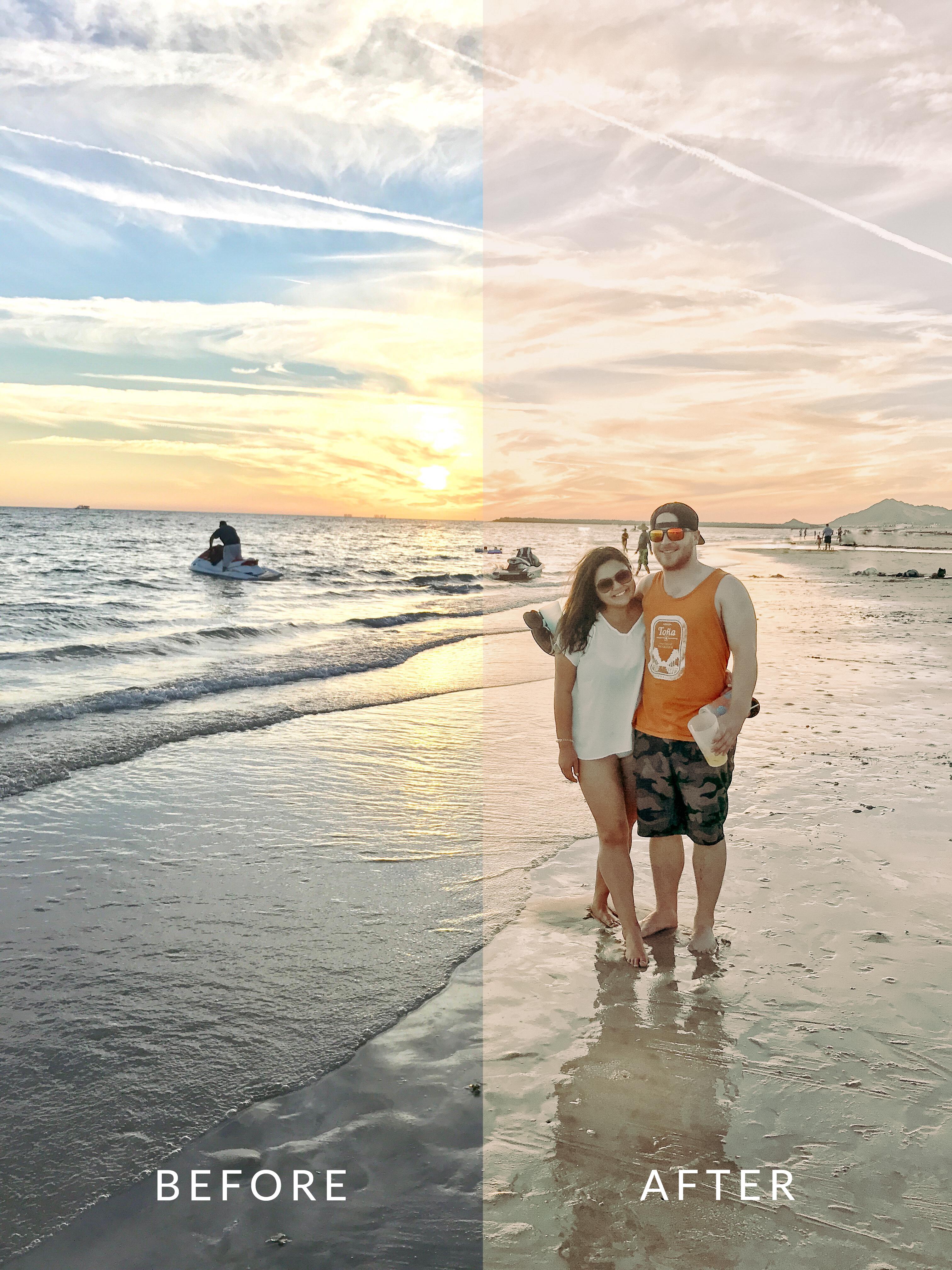 vacation presets