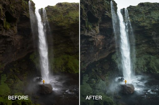 waterfall preset