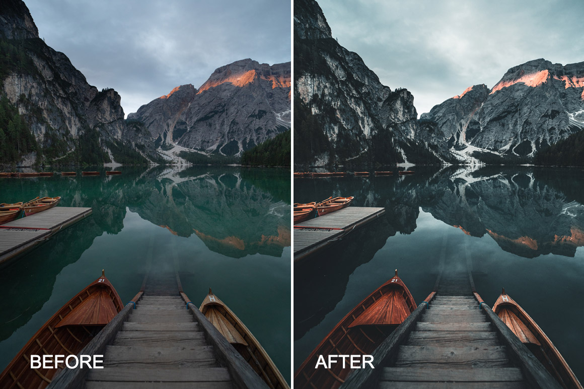 travel presets for photographers