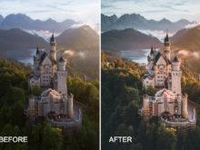 european castle photo