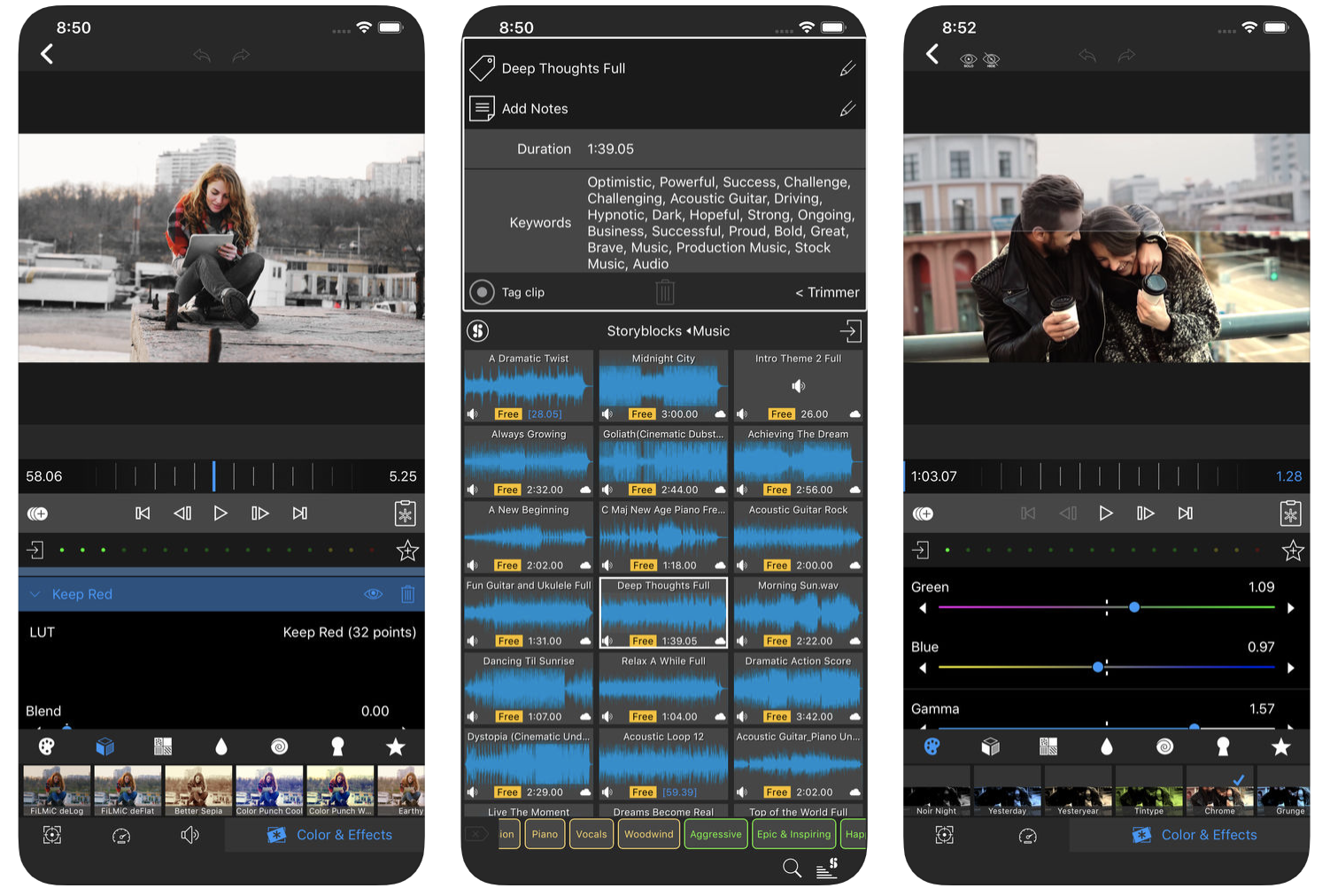 Best Video Editing Apps For Iphone 2019 Filtergrade