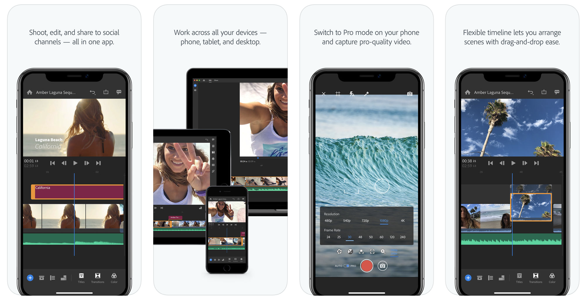 Best Video Editing Apps for iPhone 2019 - FilterGrade