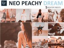 Neo Peachy Dream Desktop LR Presets
