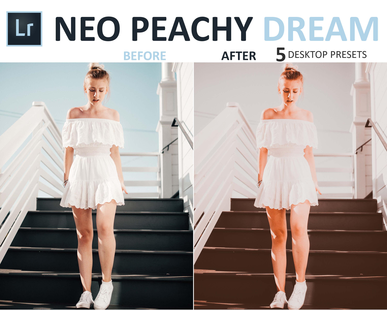 neo peachy dream filter