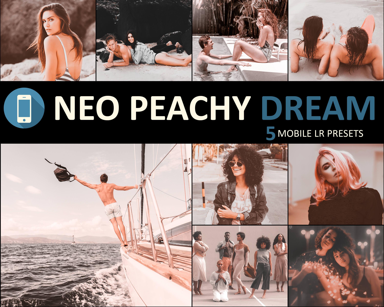 neo peachy dream mobile presets