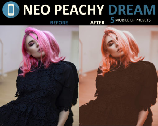 neo peachy dream mobile filters