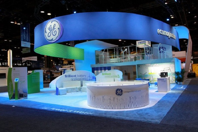 ge event booth