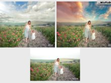 sky photo edits
