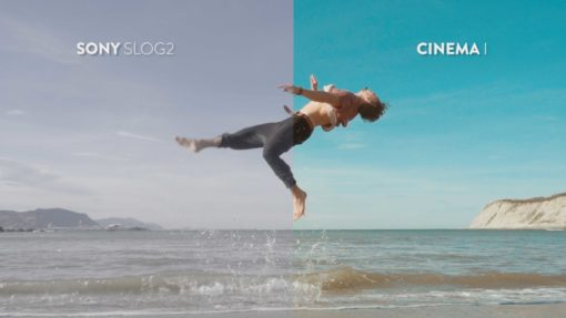 new cinematic luts pack by bounce color