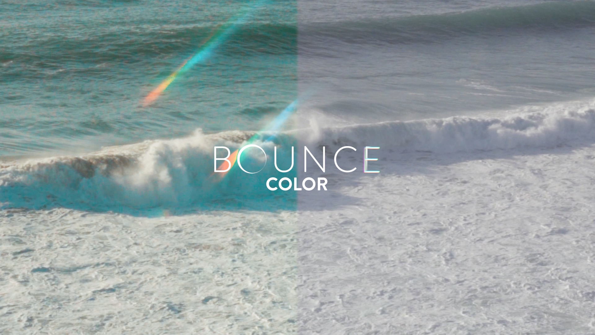 Bounce Color Film LUTs