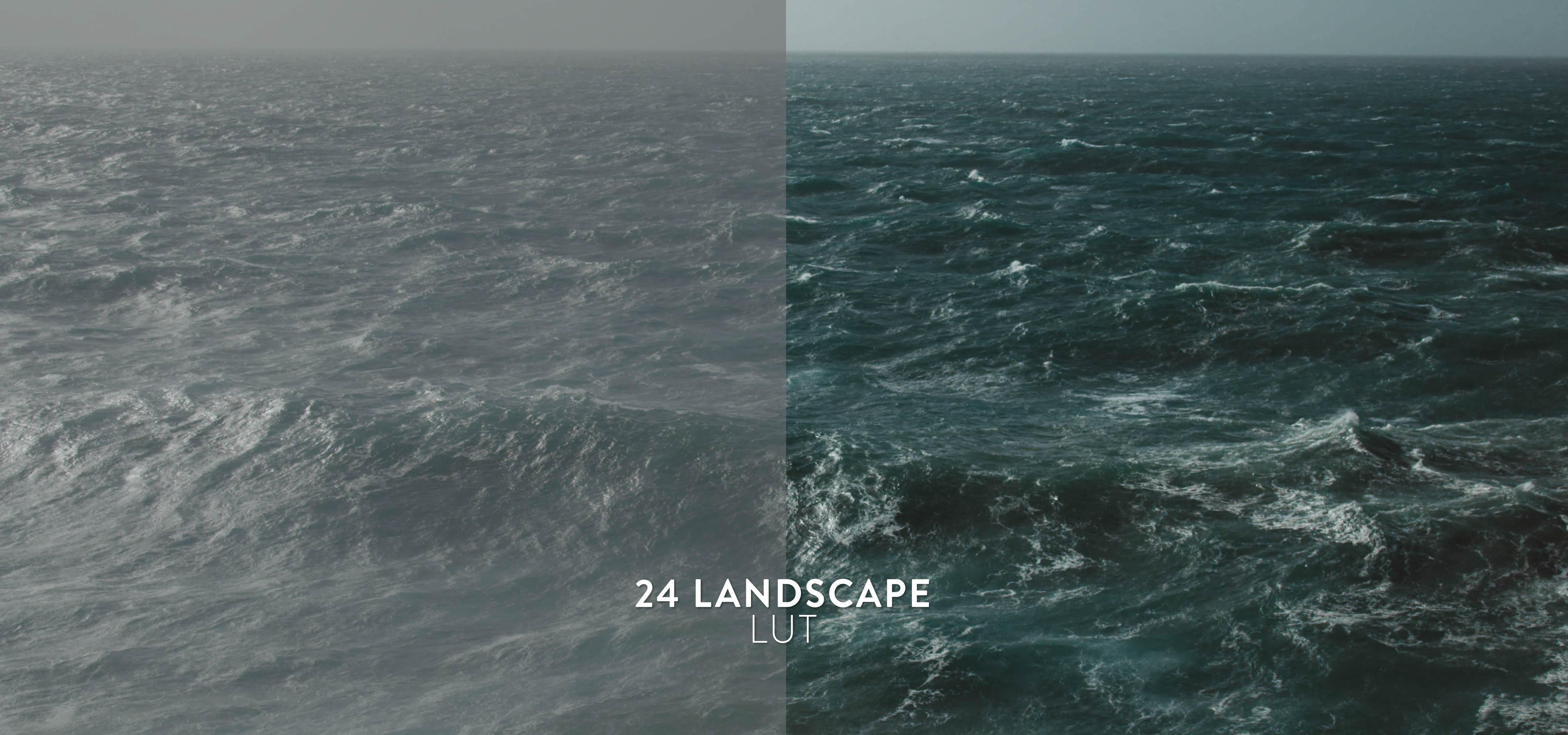 landscape luts