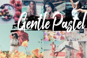 Gentle Pastel Desktop Lightroom Presets by 3Motional