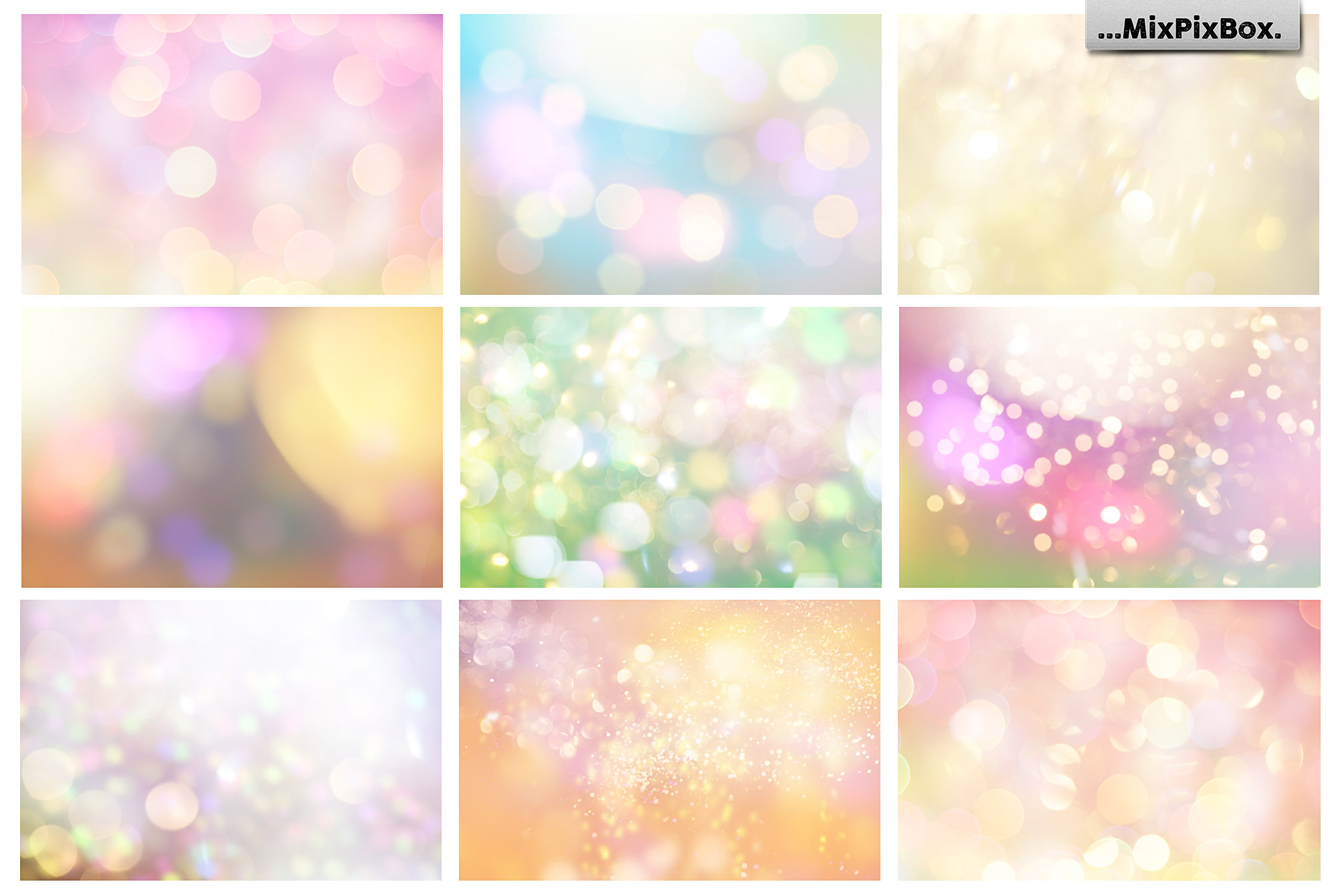 mixpixbox bokeh overlays and digital backdrops