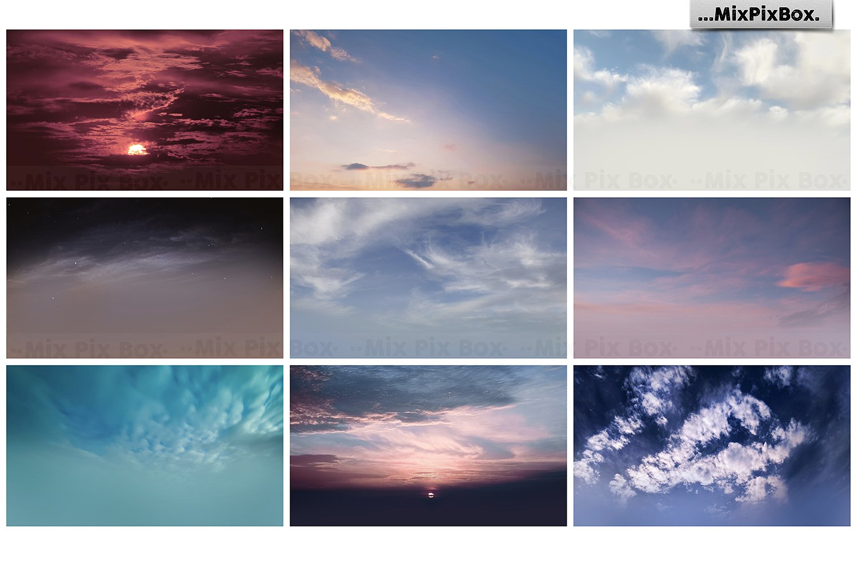 dramatic sky bundle