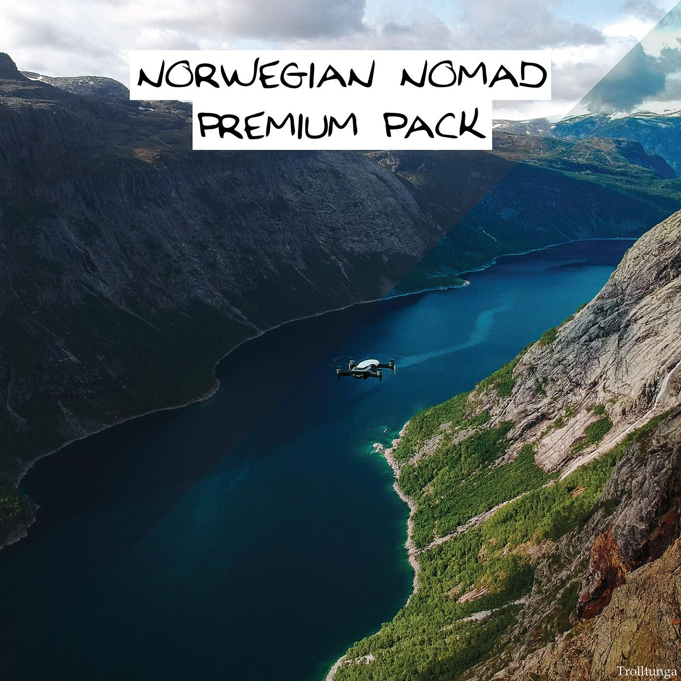 Norwegian Nomad Premium Presets