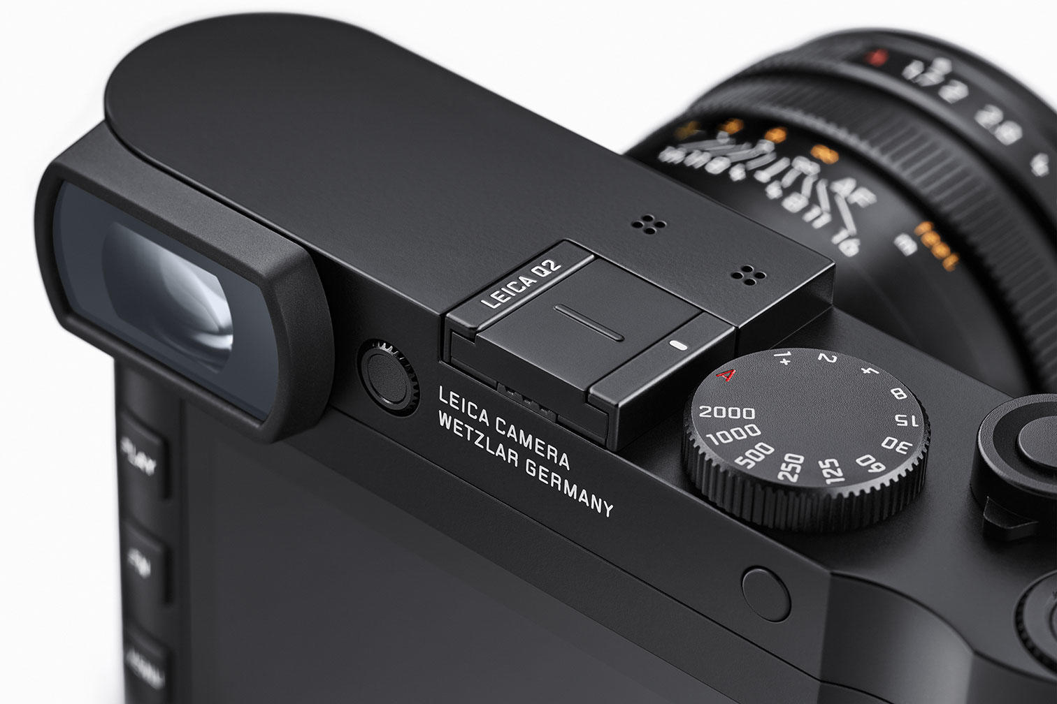 leica q2 new oled viewfinder