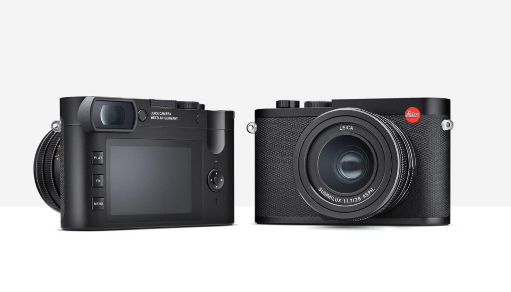 Leica Q2 New Powerful Compact Camera Released