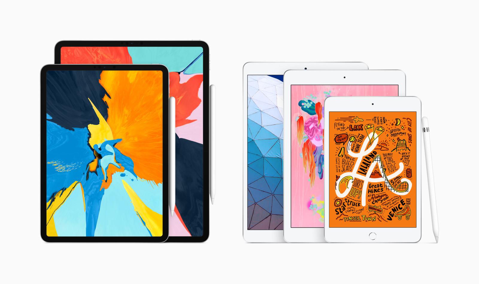 new ipad air ipad mini apple