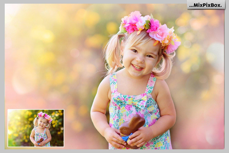 summer bokeh backdrops for photographers