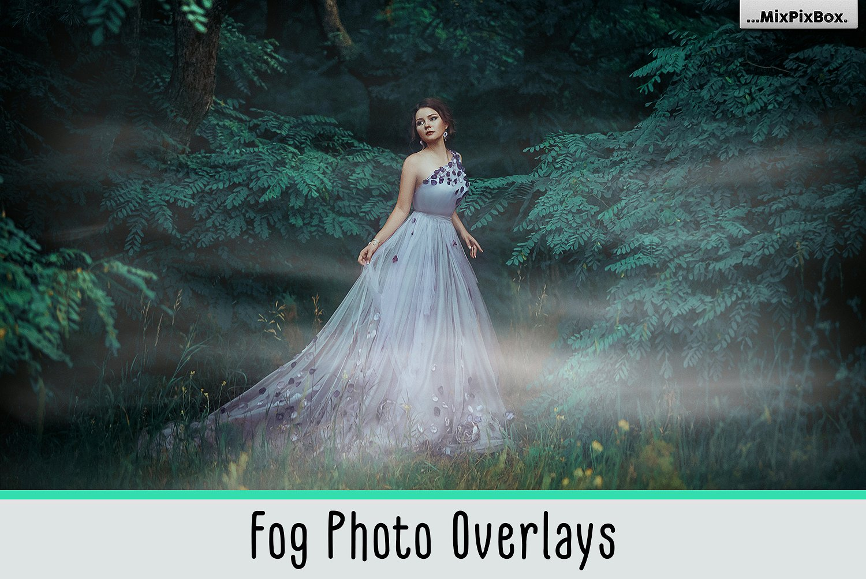 fog photo overlays bundle mixpixbox