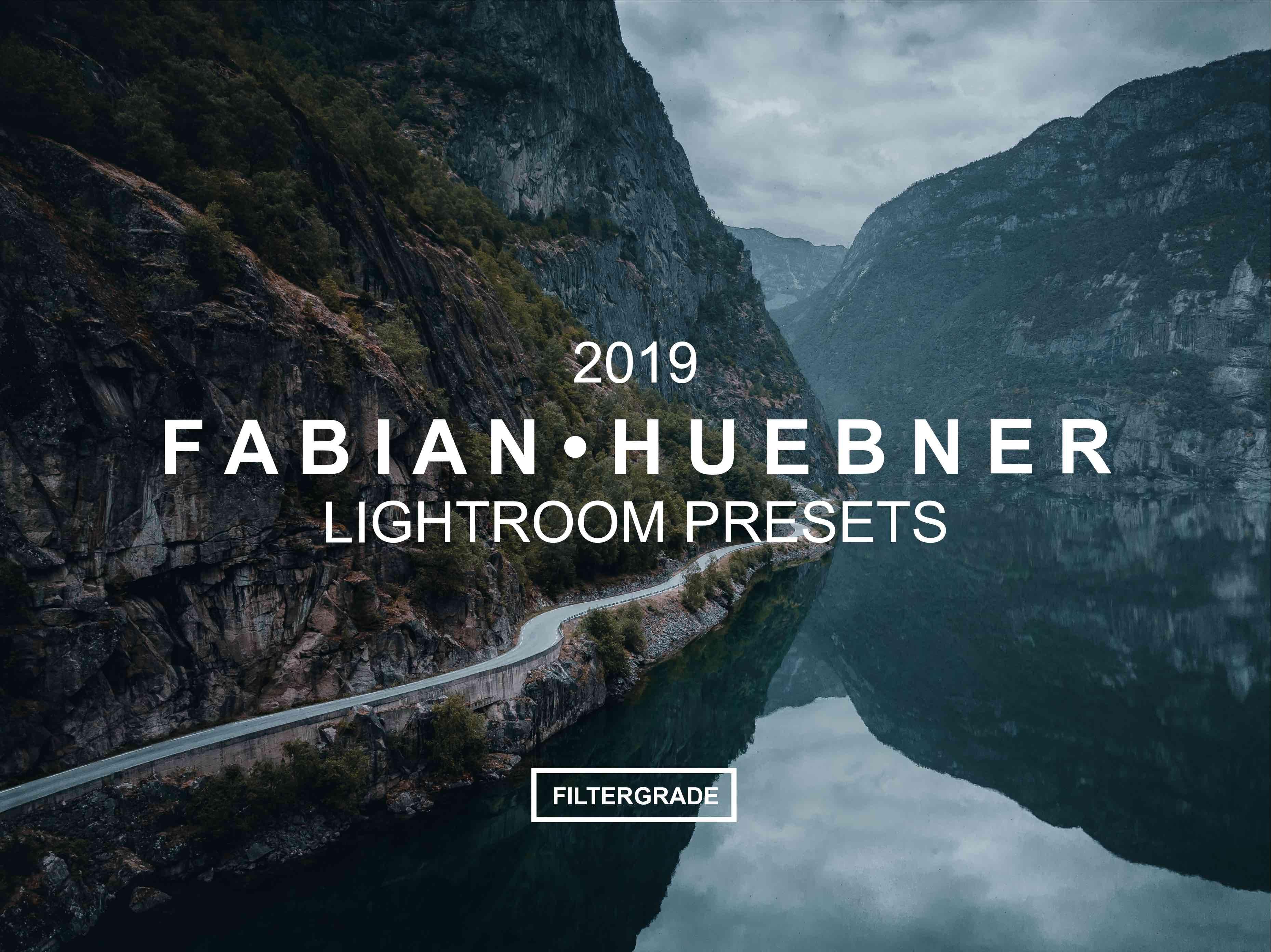 Fabian Huebner 2019 Lightroom Presets