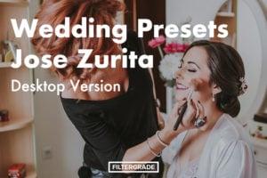 Jose Zurita Wedding Presets