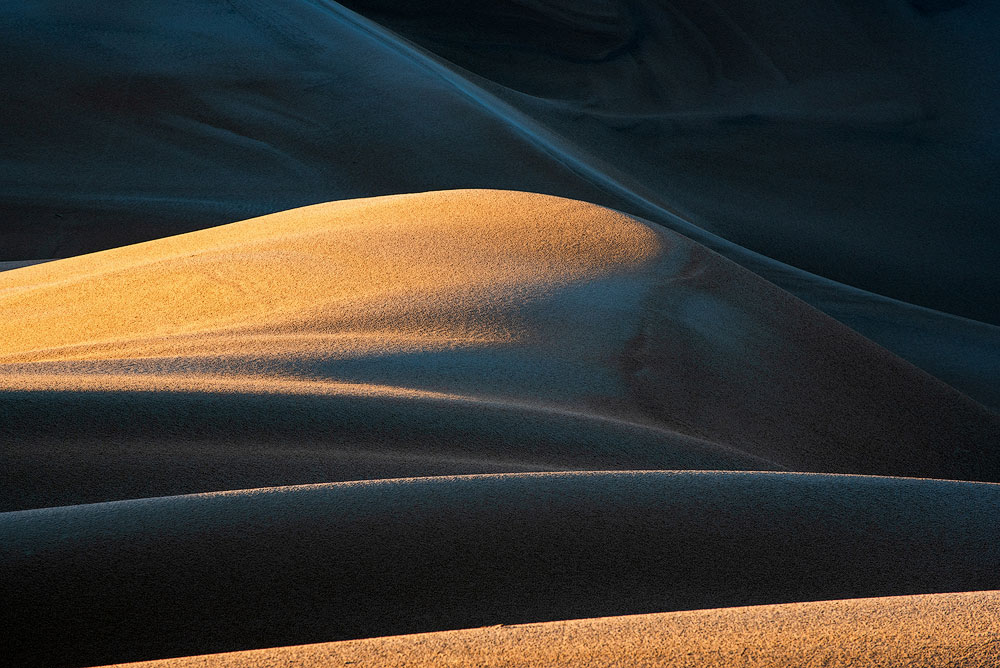 abstract desert photography