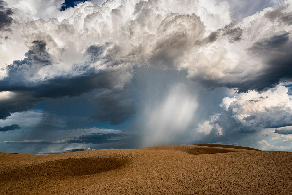 desert image storm