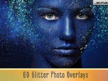 Glitter Photo Overlays Bundle by MixPixBox