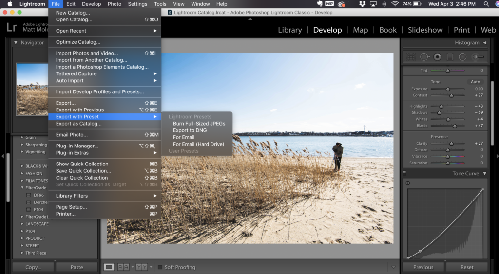 1 How to Convert Lightroom Presets to DNG Files - FilterGrade