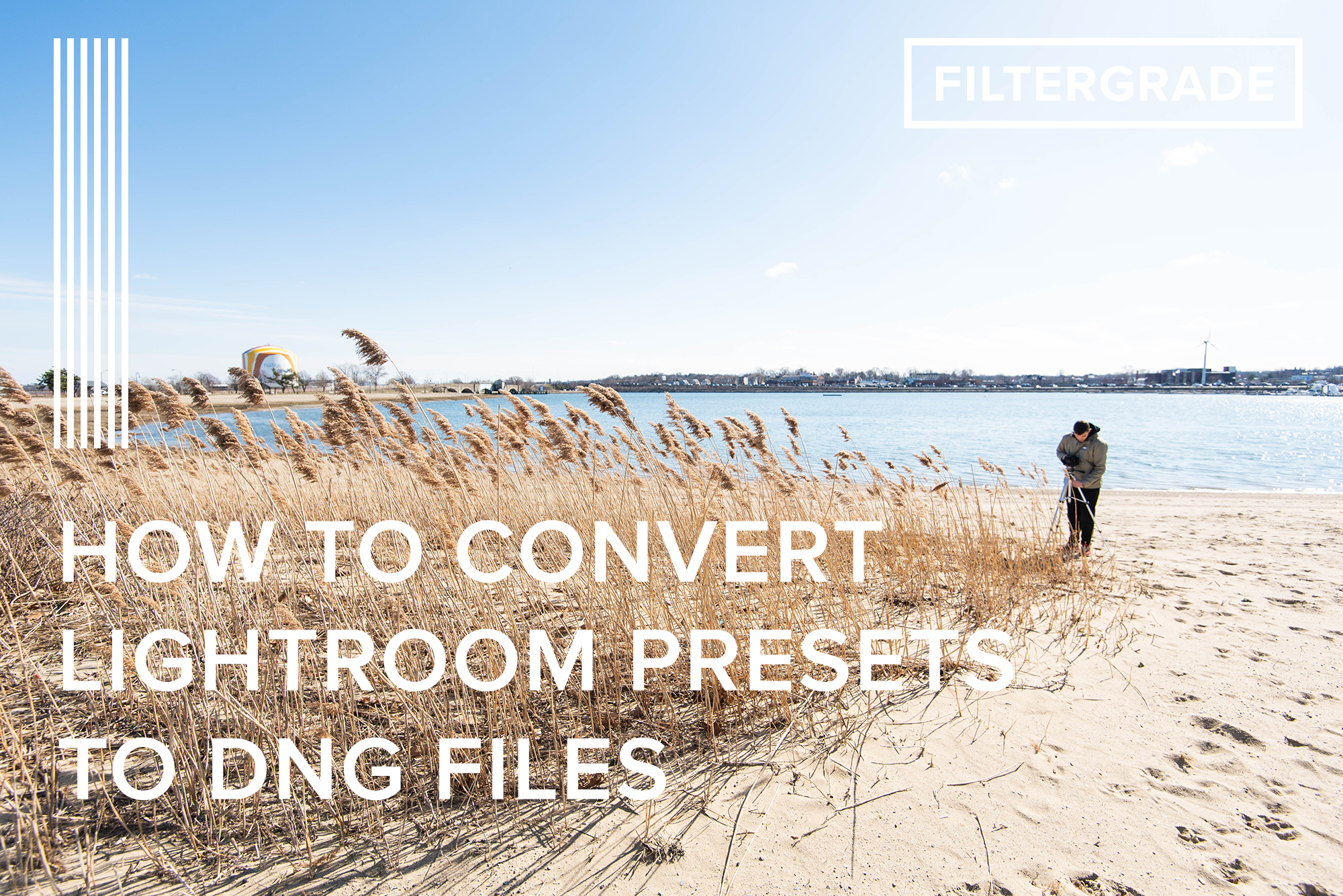 How to Create Mobile Presets (DNG Files) - FilterGrade