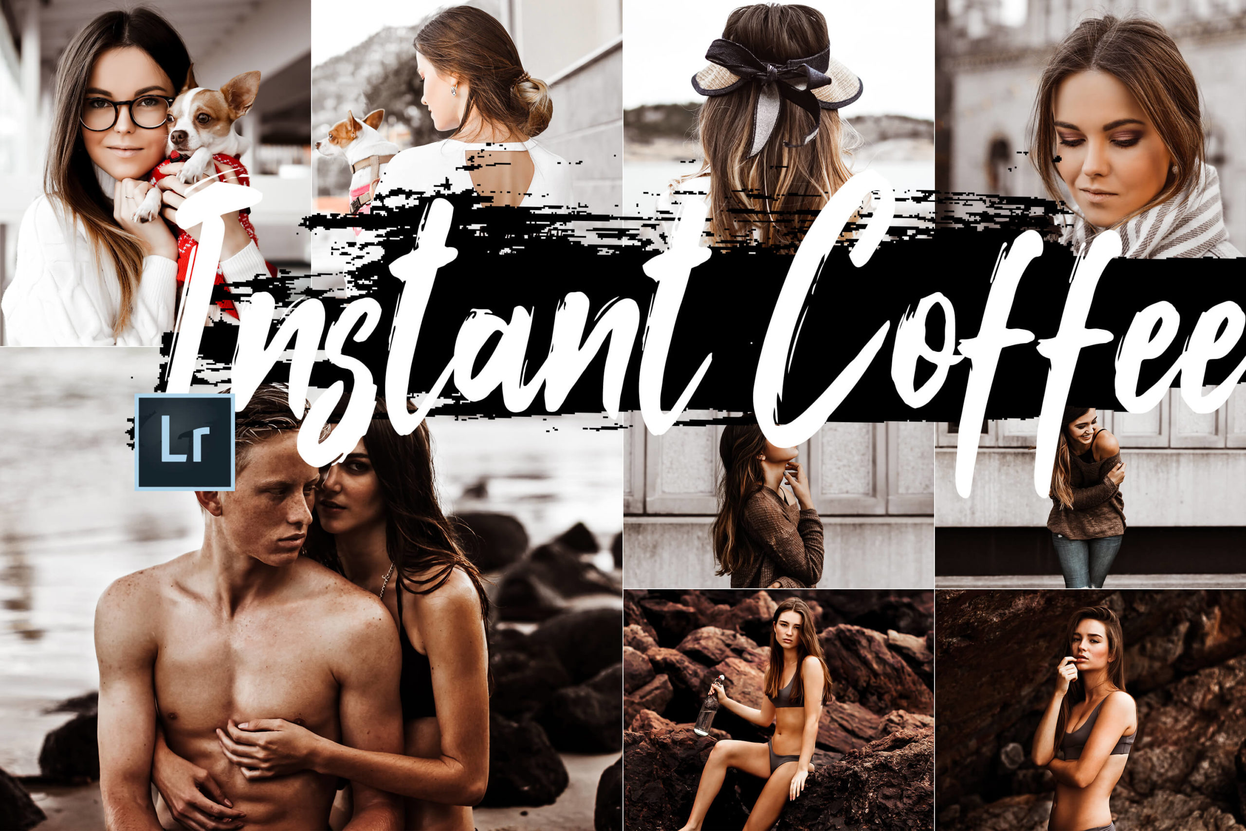 Neo Instant Coffee Theme Desktop Lightroom Presets