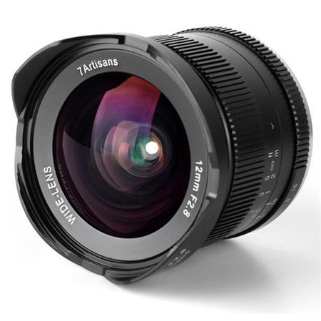 7Artisans Photoelectric 12mm f/2.8 Lens for Sony E Mount
