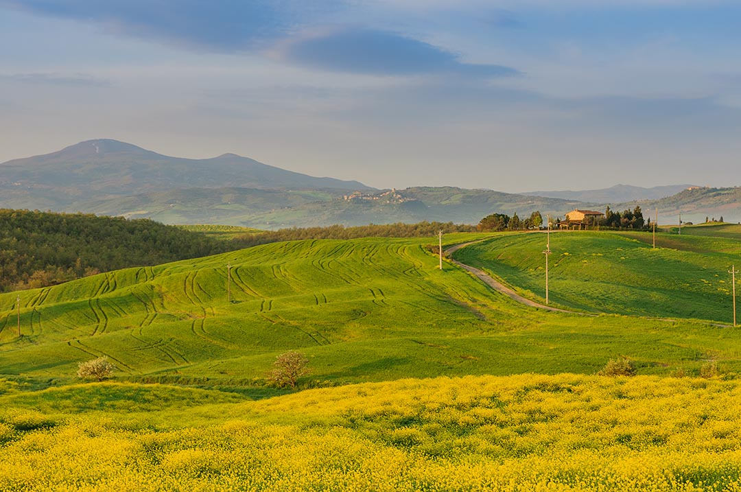 Tuscany Landscape Photography Tips by Marat Stepanoff